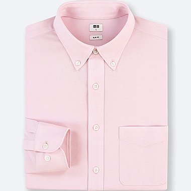 MEN Easy Care Comfort Jersey Slim Fit Shirt