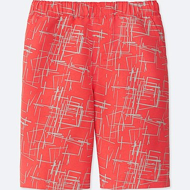 BOYS SPRZ NY SWIM SHORTS (NIKO LUOMA), PINK, medium