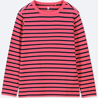 KIDS STRIPED LONG SLEEVE T-SHIRT