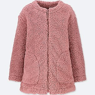 GIRLS WINDPROOF FLEECE COLLARLESS COAT/us/en/girls-windproof-fleece-collarless-coat-411223.html?dwvar_411223_color=COL12