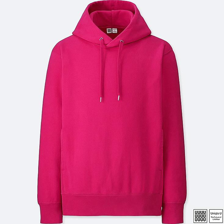 9a5760ce90 MEN U LONG-SLEEVE HOODED SWEATSHIRT
