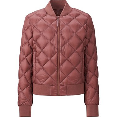 WOMEN Ultra Light Down Bomber