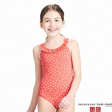 GIRLS PRINCESSE TAM.TAM SWIM ONE-PIECE