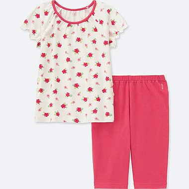 TODDLER DRY SHORT-SLEEVE PAJAMAS, RED, medium