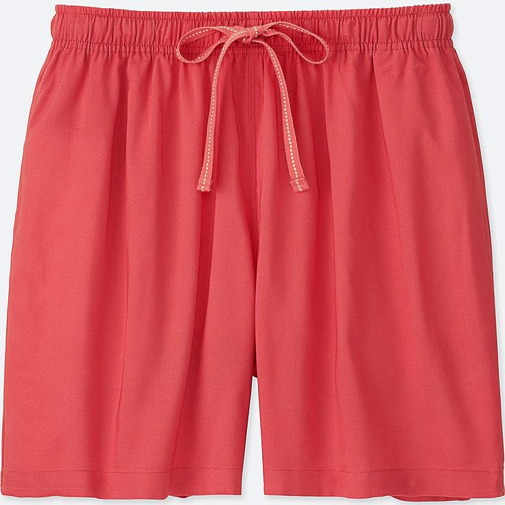 WOMEN RELACO SHORTS, RED, large