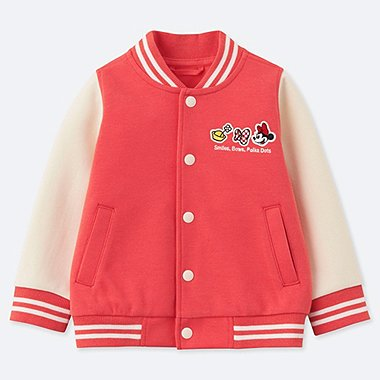 TODDLER CELEBRATE MICKEY BLOUSON, RED, medium