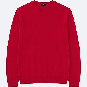 MEN CASHMERE CREW NECK LONG-SLEEVE SWEATER/us/en/men-cashmere-crew-neck-long-sleeve-sweater-409181.html