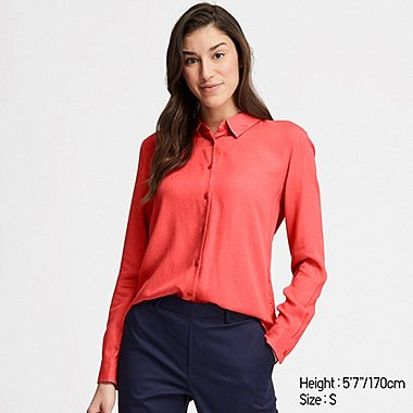 Shirts And Blouses Uniqlo Us