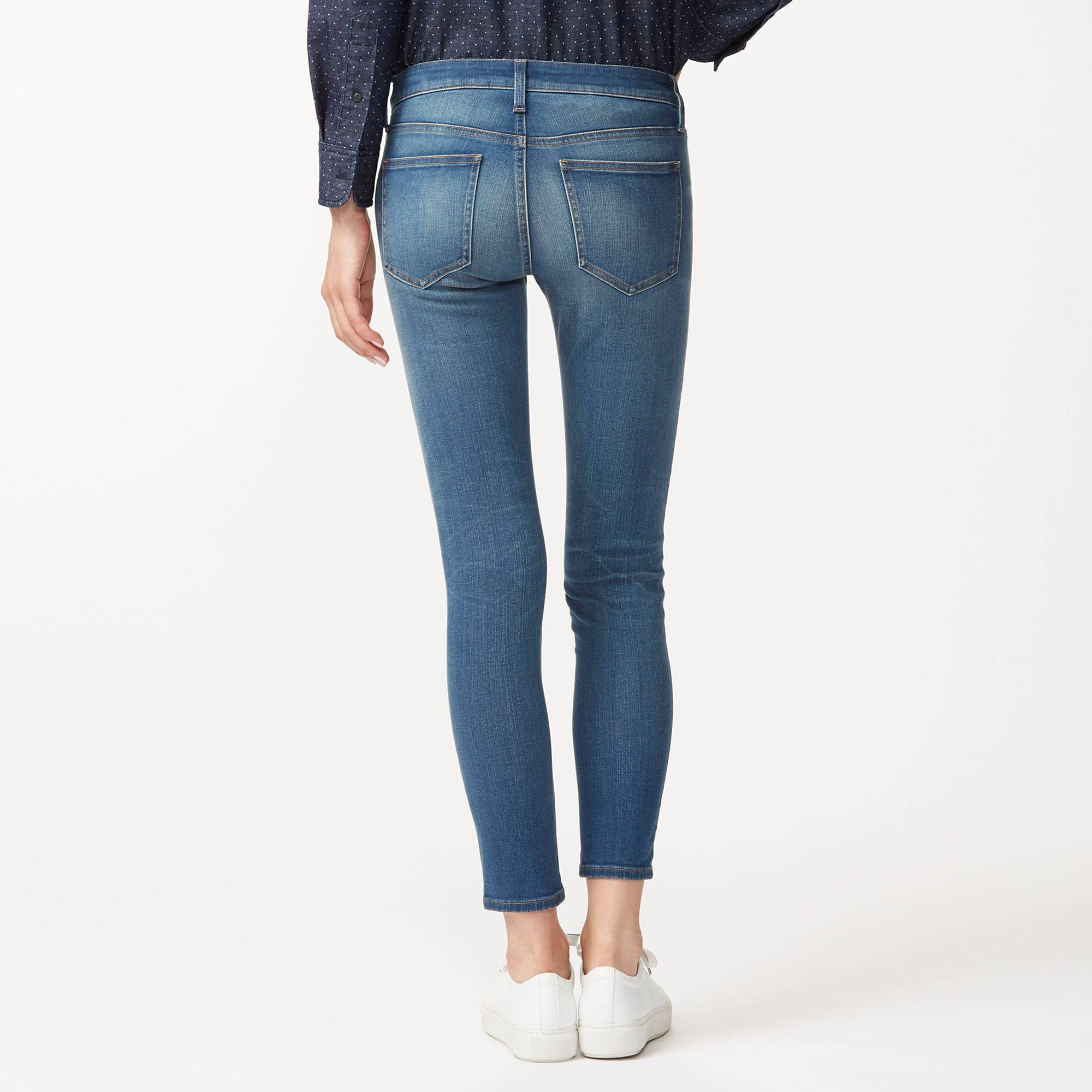WOMEN ULTRA STRETCH ANKLE JEANS | UNIQLO US
