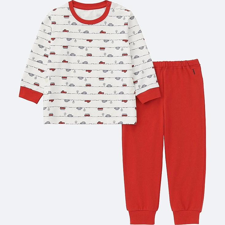 TODDLER Long Sleeve Pajamas