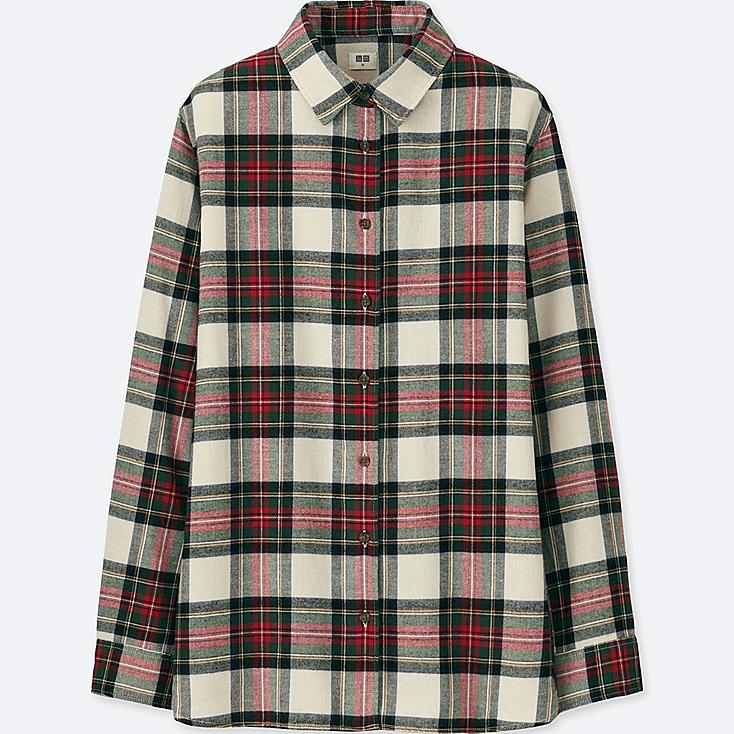 Camisa Franela MUJER