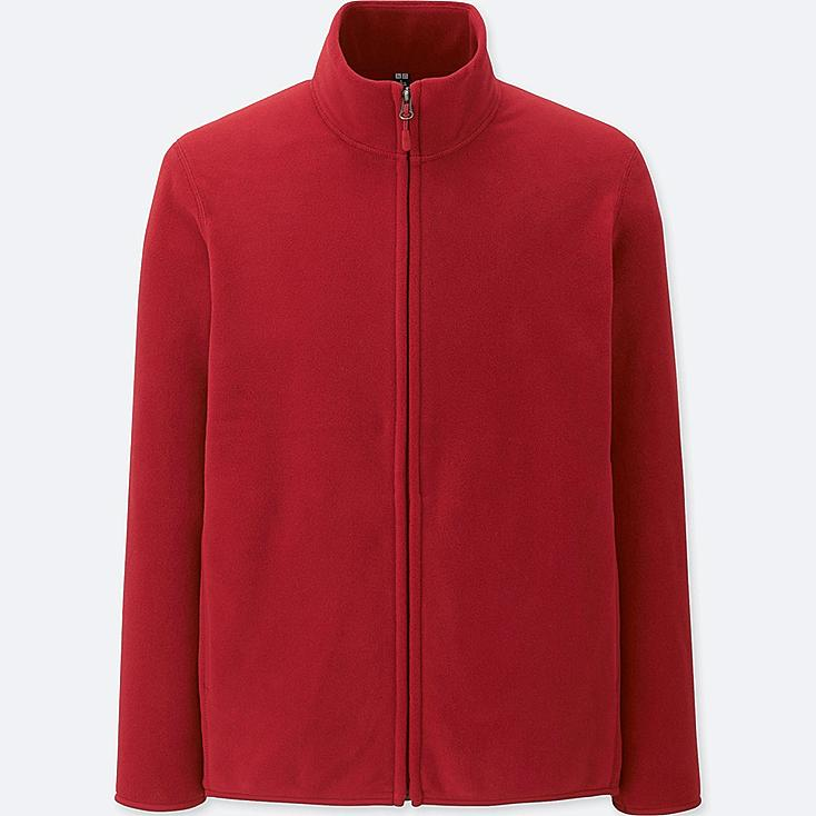Uniqlo Fleece Men's Full-Zip Jacket