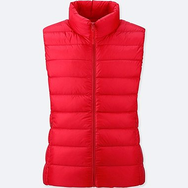 WOMEN ULTRA LIGHT DOWN VEST 2236b11be44