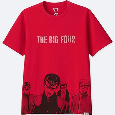JUMP 50TH GRAPHIC T-SHIRT (Rokudenashi Blues)