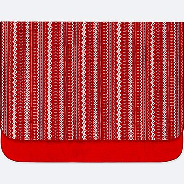 FLEECE BLANKET (FAIR ISLE/LARGE)