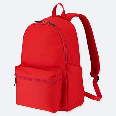 BACKPACK, RED, medium