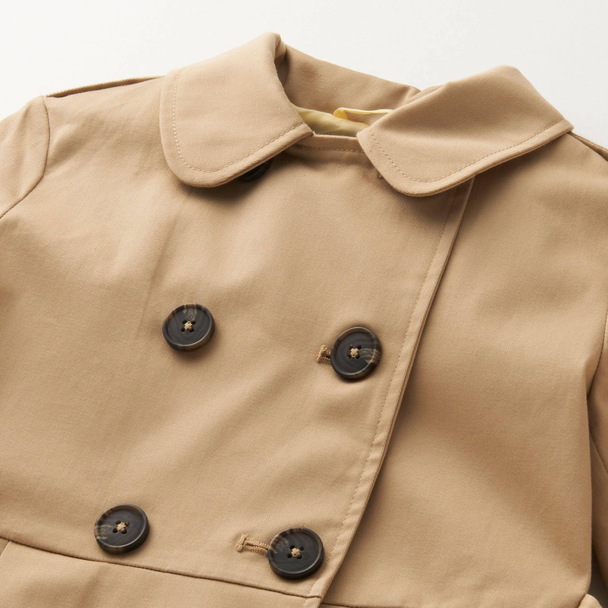 Girls Trench Coat | UNIQLO US