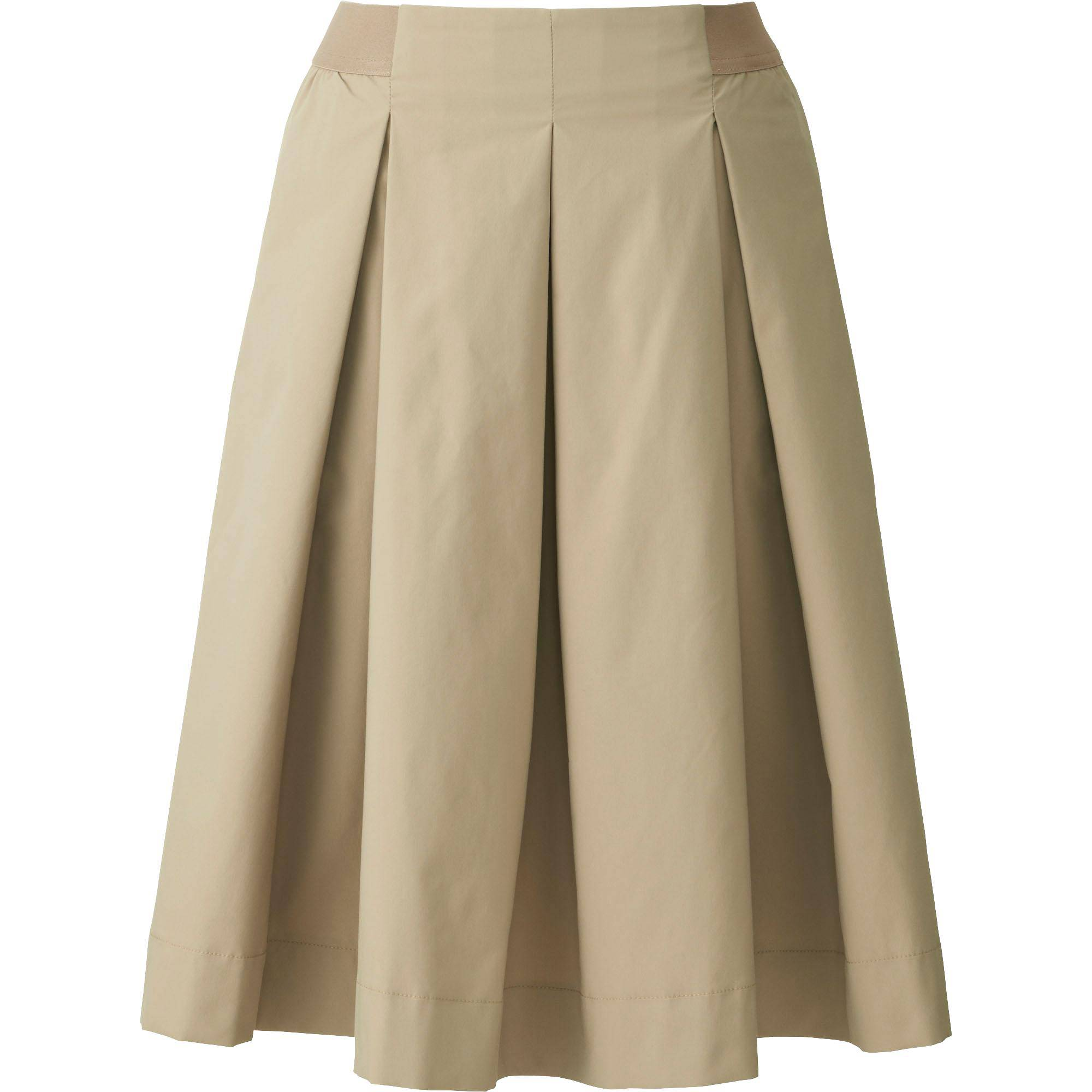 W's pleated skirt | UNIQLO US