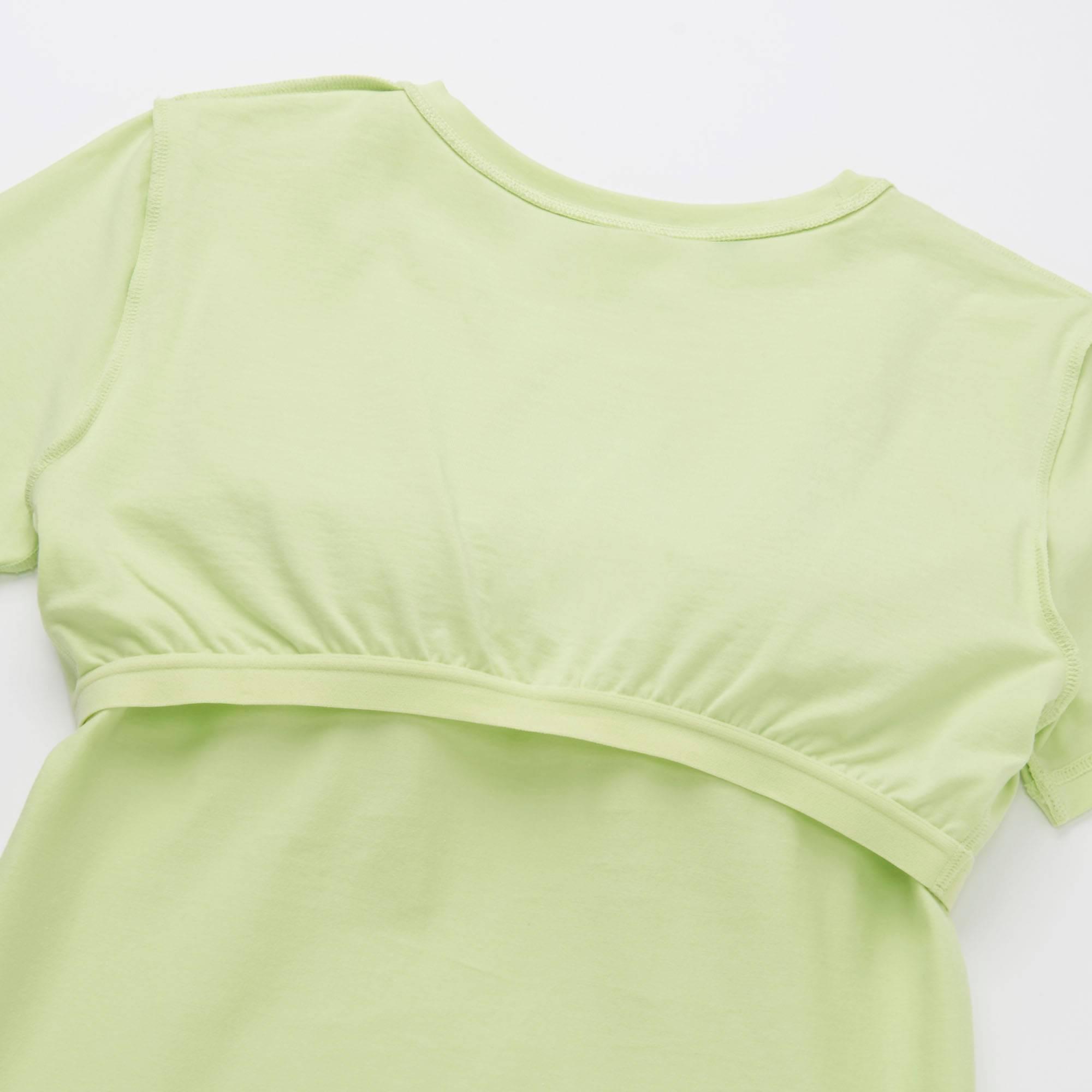 Shelf Bra T-Shirt | UNIQLO US