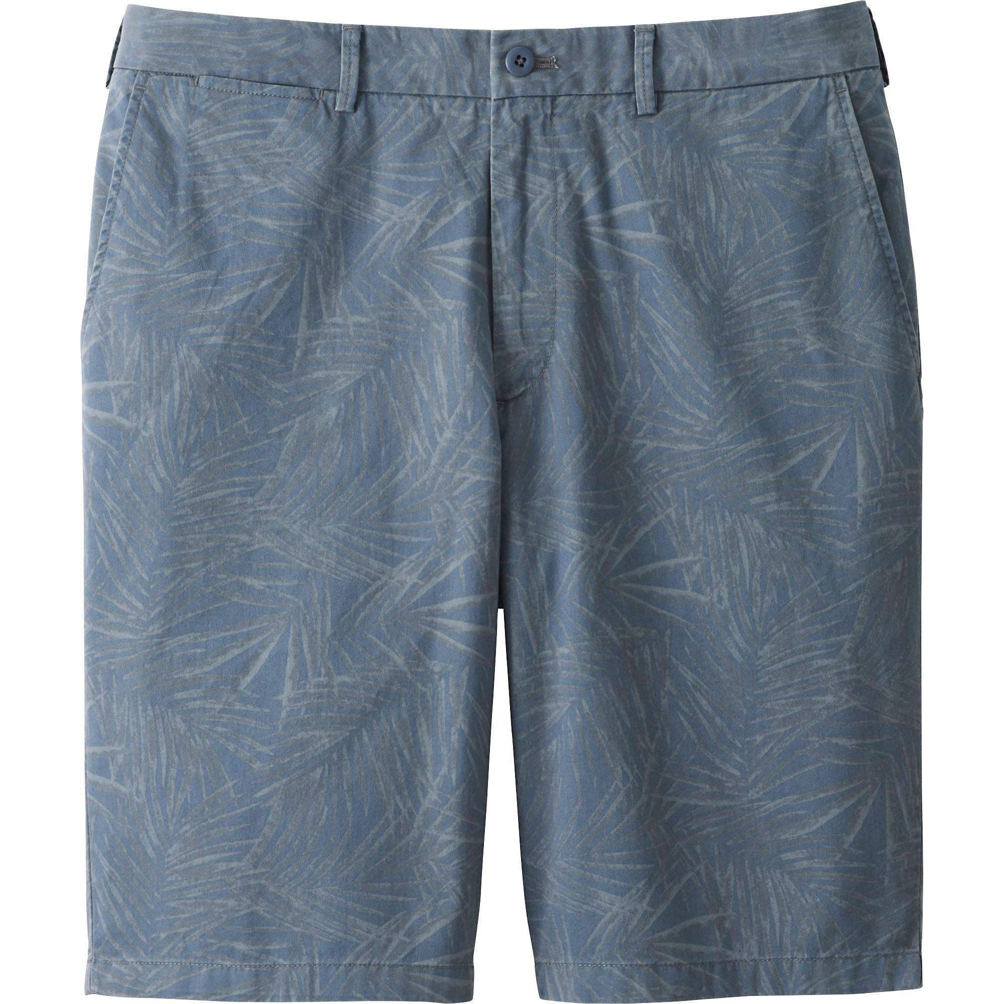 Mens Patterned Shorts - The Else