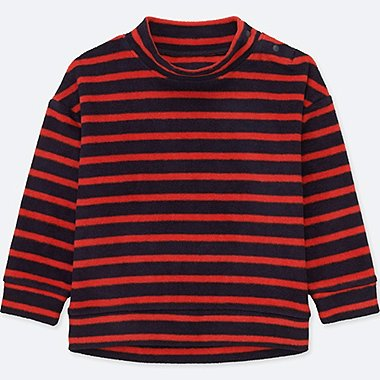 KLEINKIND FLEECE T-SHIRT