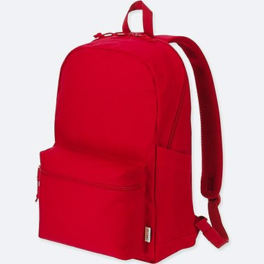 BACK PACK, RED, medium