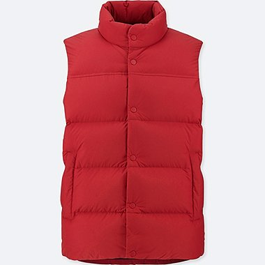 MEN LIGHT DOWN VEST