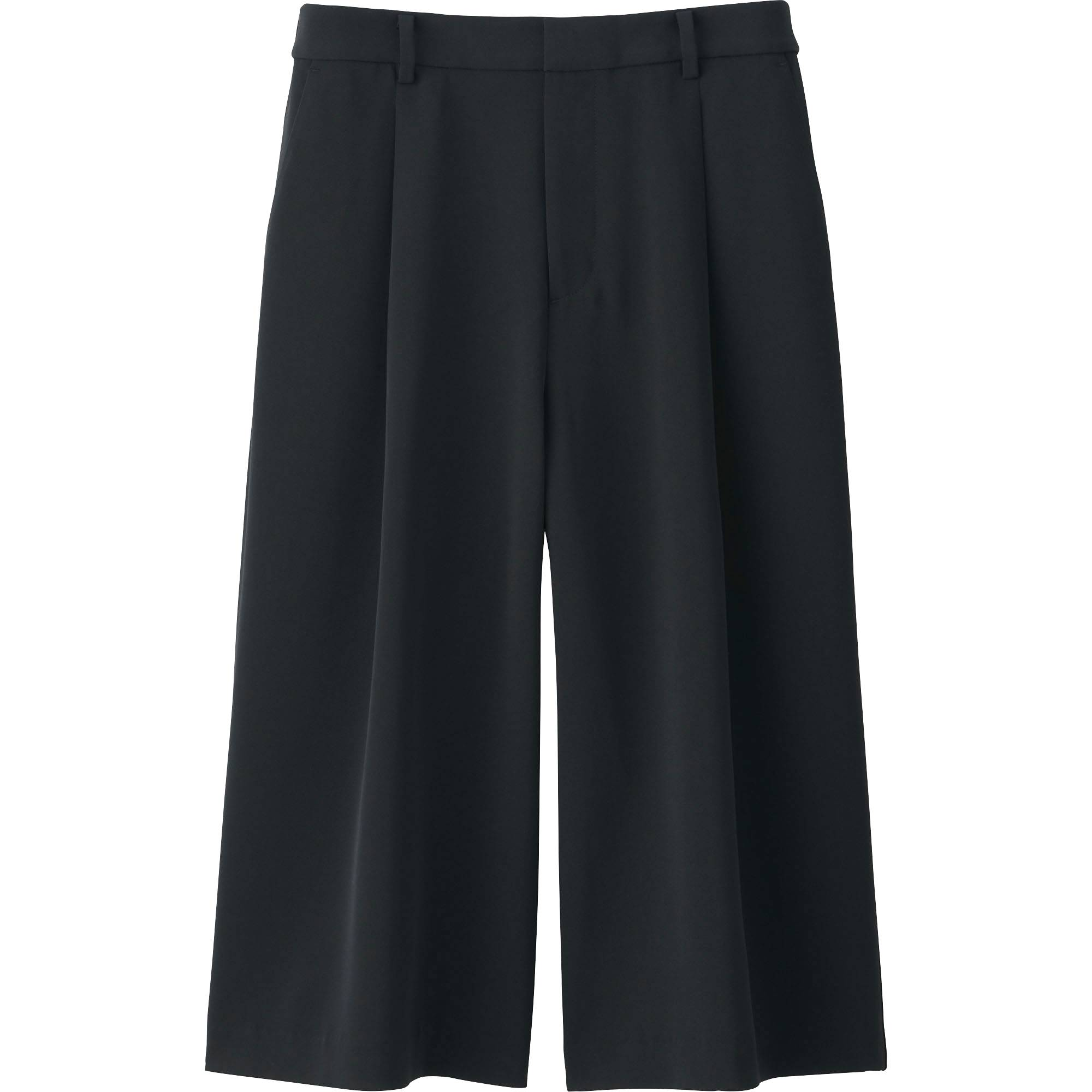 Women's Draped Gaucho Pants | UNIQLO US