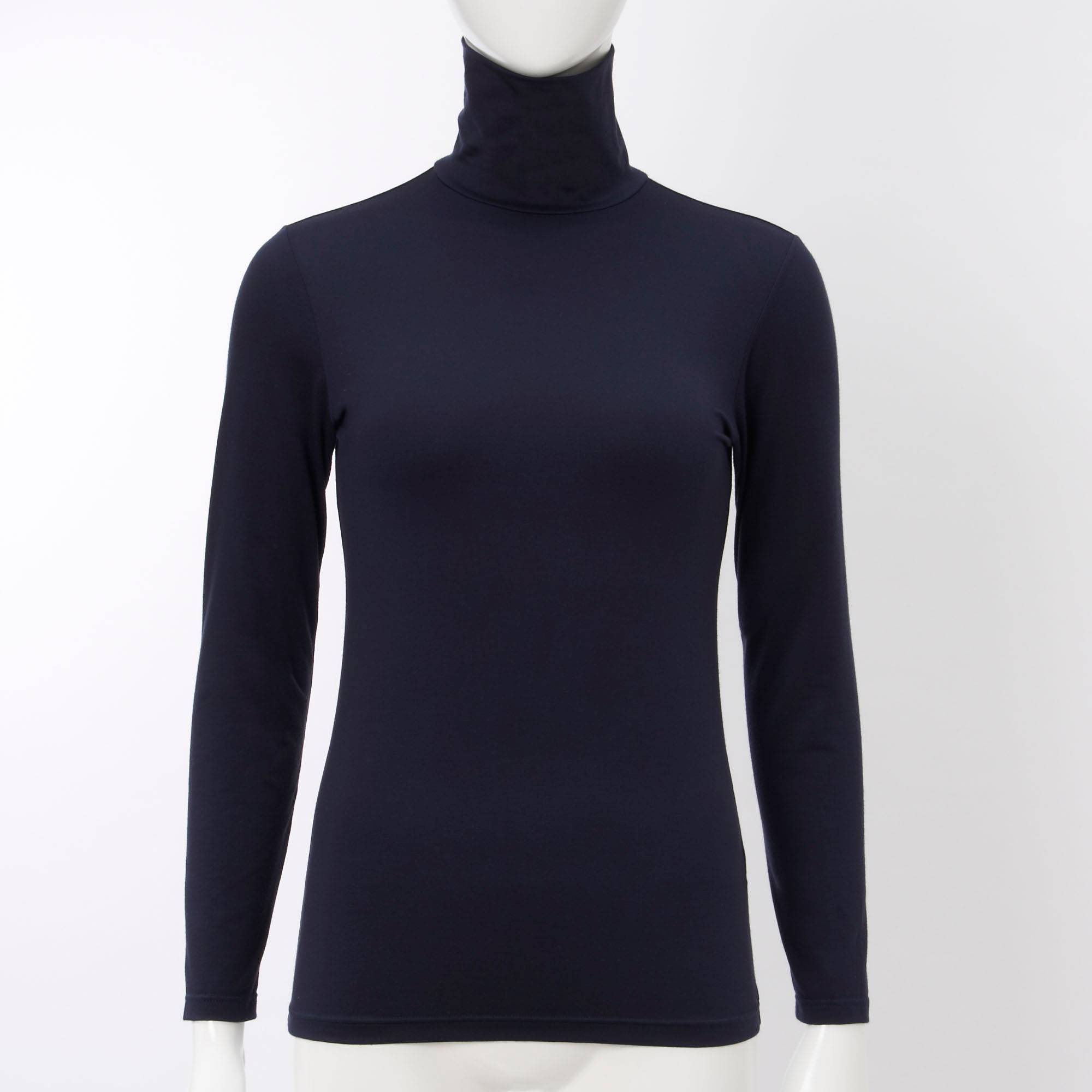 Mens Silk Turtleneck Shirts
