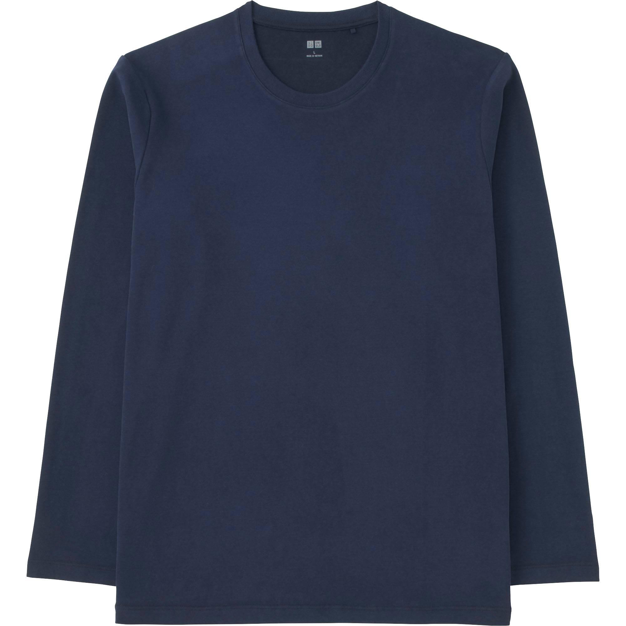 Black Long Sleeve Shirt Men