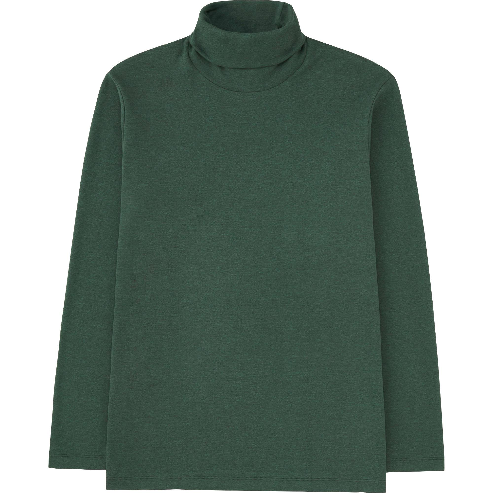 MEN SOFT TOUCH TURTLENECK LONG SLEEVE T-SHIRT | UNIQLO US