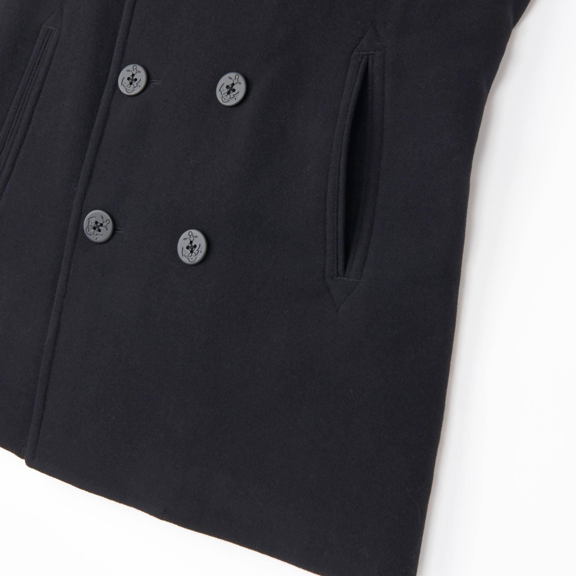 M And S Pea Coat Coat Nj