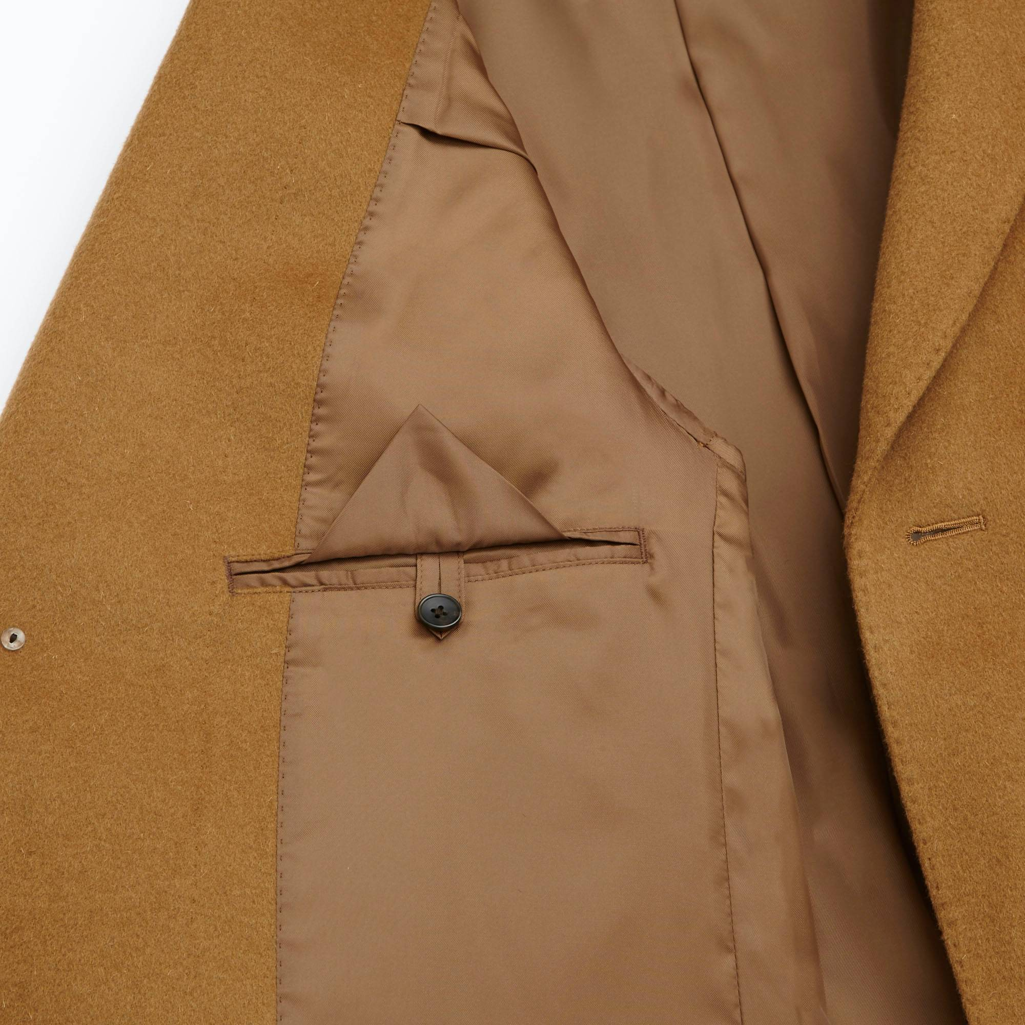 MEN WOOL CASHMERE CHESTERFIELD COAT | UNIQLO US