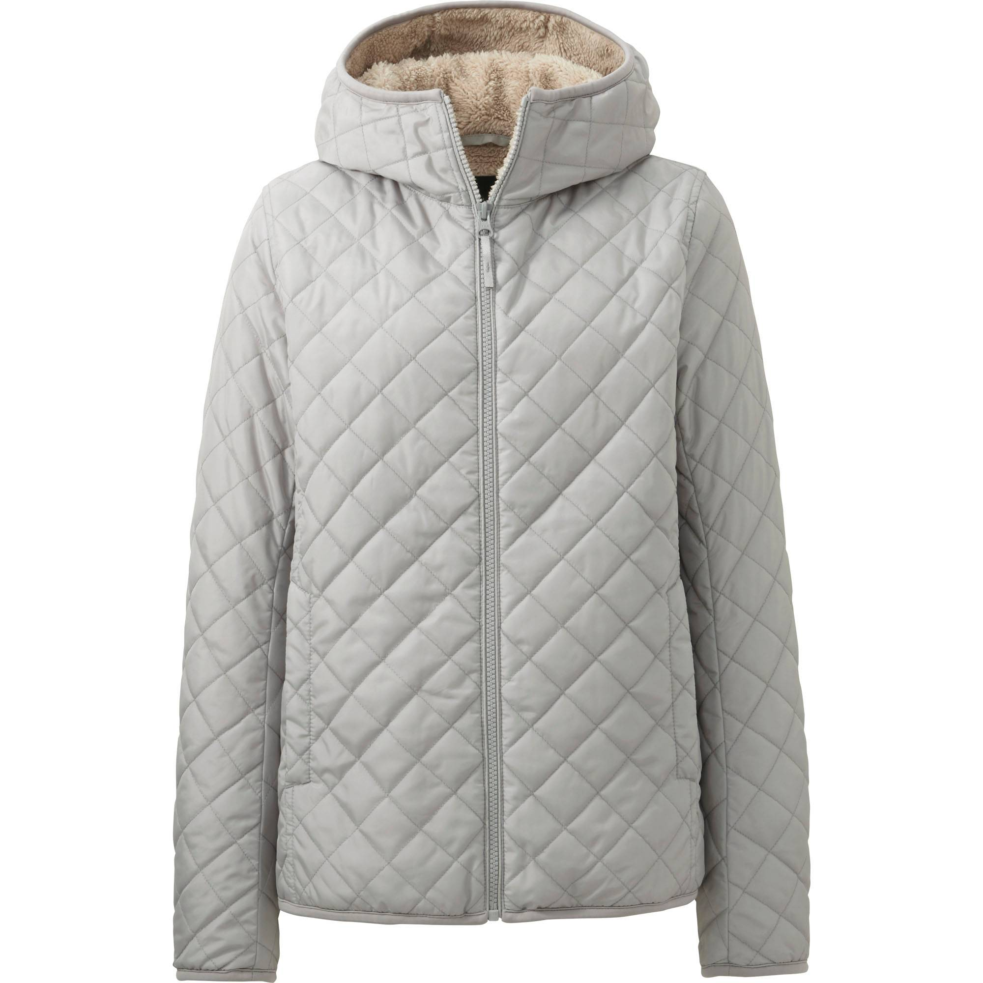 Fleece Parka Jackets Coat Nj