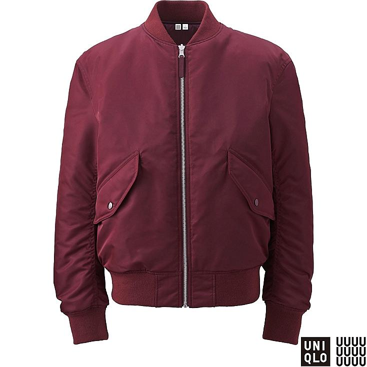 men u ma 1 blouson uniqlo us