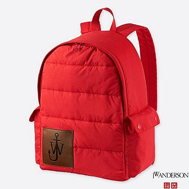 JWA PADDED BACKPACK, RED, medium