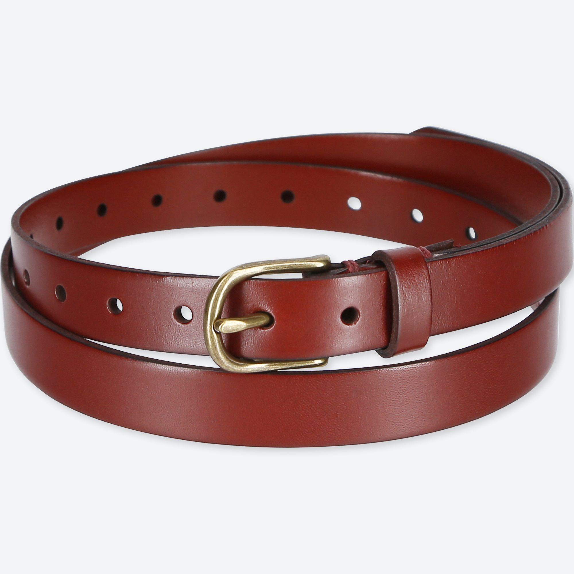 uniqlo ceinture femme