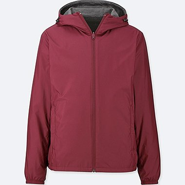 MEN REVERSIBLE PARKA, RED, medium