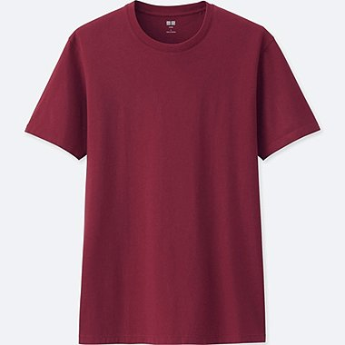 HERREN SUPIMA COTTON T-SHIRT RUNDHALS