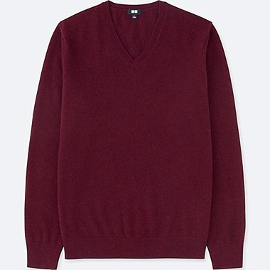 Mens Cashmere Jumpers Cardigans Uniqlo