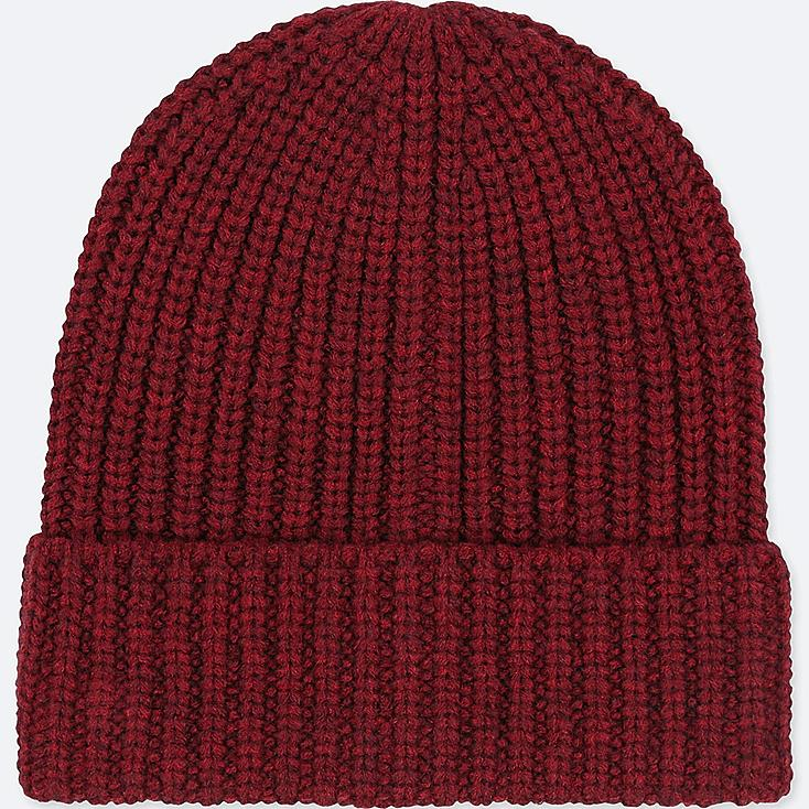 HEATTECH KNITTED BEANIE HAT  499592c5e10