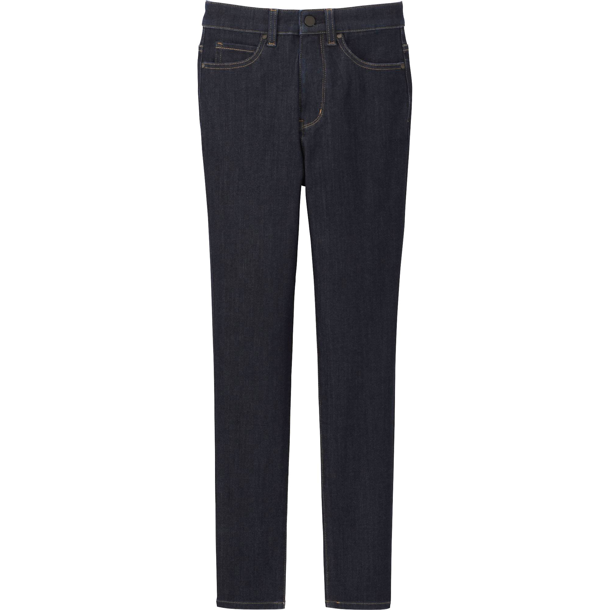 WOMEN ULTRA STRETCH HIGH RISE ANKLE JEANS | UNIQLO US