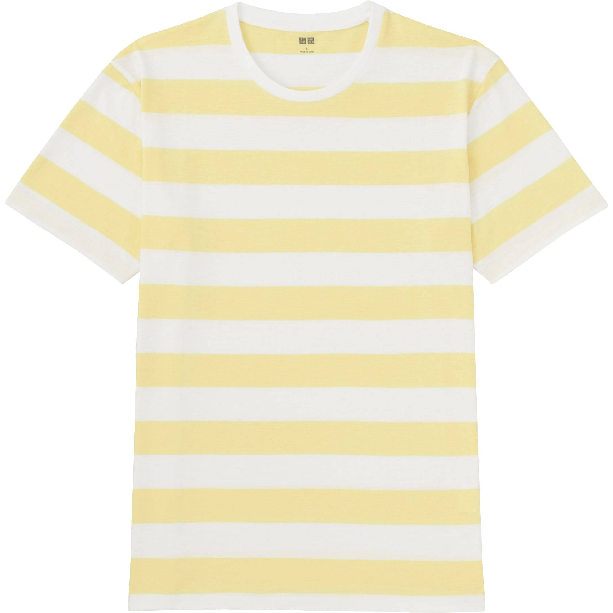 Yellow And White Striped Shirt South Park T Shirts