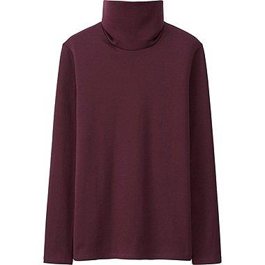 T-Shirt En Coton Supima Manches Longues FEMME