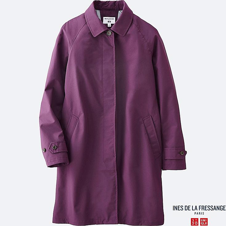 WOMEN INES Blocktech Coat