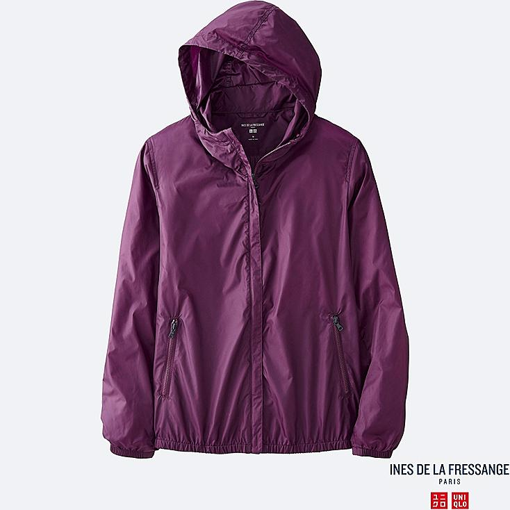 WOMEN INES Pocketable Parka