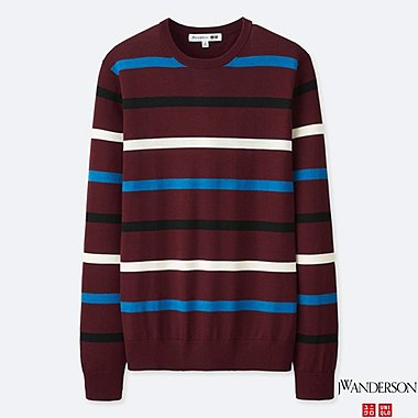 PULL MÉRINOS EXTRA FIN COL ROND J.W.ANDERSON HOMME