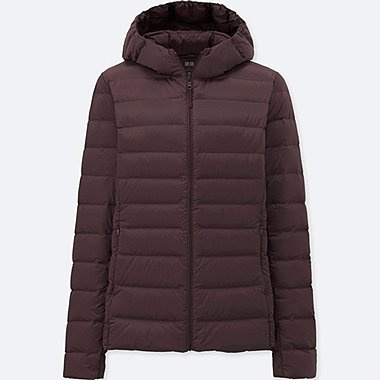 WOMEN ULTRA LIGHT DOWN STRETCH PARKA