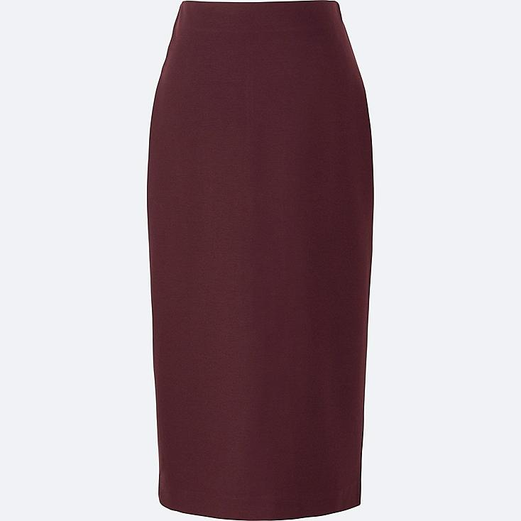 WOMEN PONTE PENCIL SKIRT | Tuggl