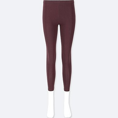 DAMEN JERSEY-LEGGINGS